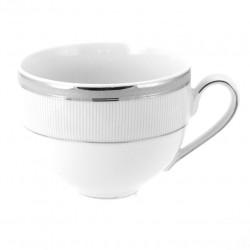 Tasse petit déjeuner 450 ml Plaisir Enchanté en porcelaine
