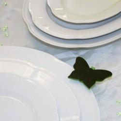 Service d'assiettes 18 pièces Mélisse