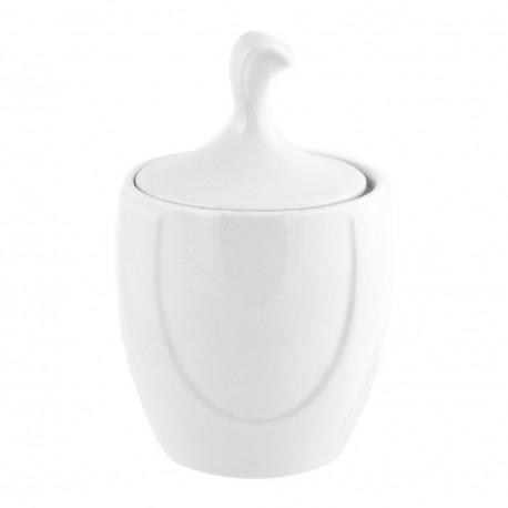 Sucrier 250 ml Catalpa en porcelaine