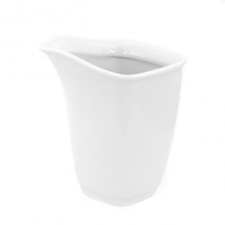 Crémier 180 ml Gaillarde en porcelaine blanche