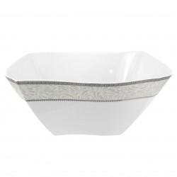 Saladier 26 cm Astilbe Royal en porcelaine