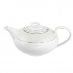 Théière 1100 ml avec couvercle Corète du Japon en porcelaine