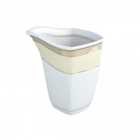 Crémier en porcelaine, service de vaisselle en porcelaine