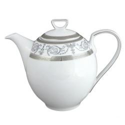 Théière 1300 ml avec couvercle Palais Royal en porcelaine