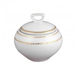 Sucrier 250 ml en porcelaine Bohémienne