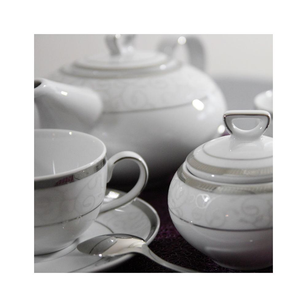 vaisselle jardin jardin de maguelone verveine collection jars cramistes objets de decoration. Black Bedroom Furniture Sets. Home Design Ideas