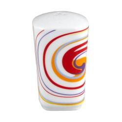 Salière Tourbillon Fruité en porcelaine