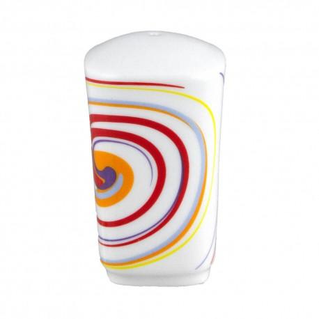 art de la table, service de table complet, vaisselle en porcelaine, poivrier Tourbillon Fruité en porcelaine
