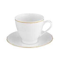 Tasse à café 150 ml avec sa soucoupe Gracieuse Innocence