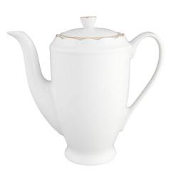 Cafetière 1100 ml en porcelaine Gracieuse Innocence