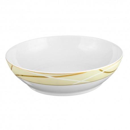 Saladier 22 cm Ornelia en porcelaine