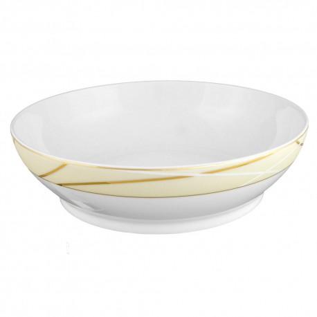 Saladier 26 cm Ornelia en porcelaine