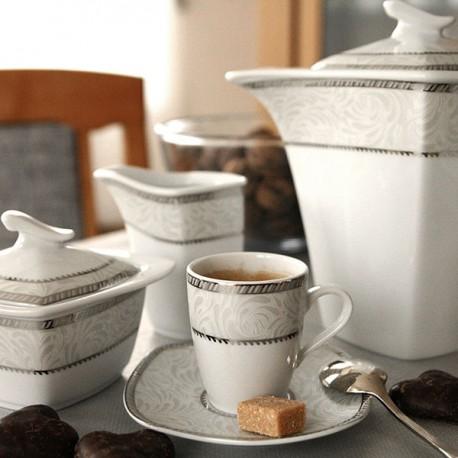 Service à café Astilbe Royal 9 pièces