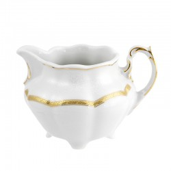 Crémier 350 ml en porcelaine Or Romanesque