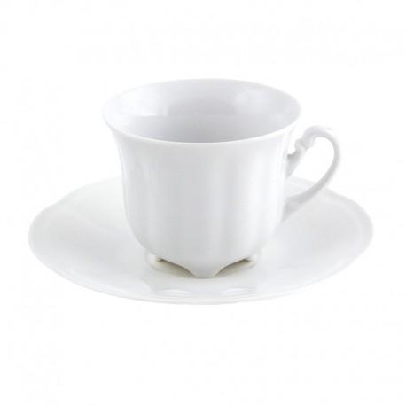 Tasse à café / thé 230 ml avec sa soucoupe - La Marquise