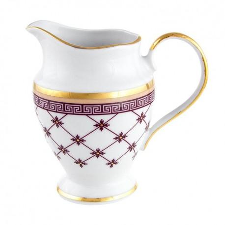 Crémier 300 ml en porcelaine Désir galon or