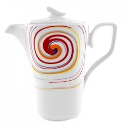 Théière 1350 ml Tourbillon Fruité en porcelaine