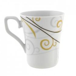 Mug 300 ml Virevolte en porcelaine