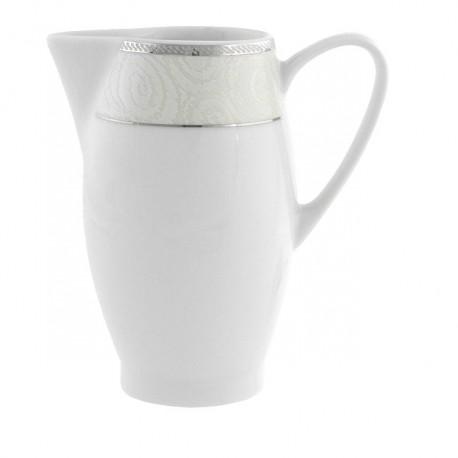 Crémier 300 ml La Roseraie en porcelaine