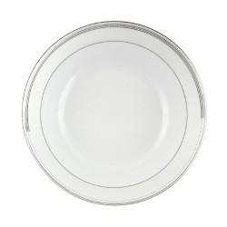 Saladier rond 23 cm Noces Célestes en porcelaine