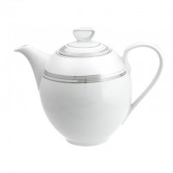 Cafetière 1300 ml avec couvercle Noces célestes en porcelaine