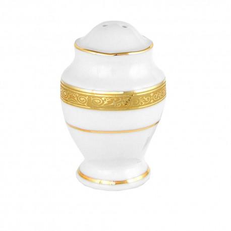 Salière Totale Excellence en porcelaine