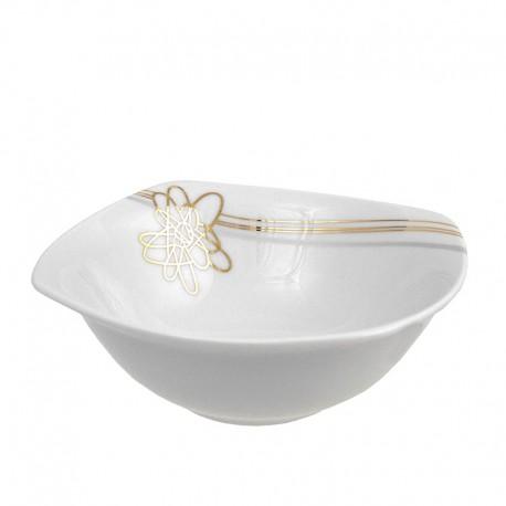 Saladier/Bol/Coupelle 17 cm Songe d'Automne en porcelaine