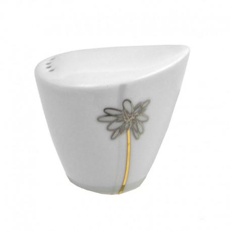 Salière Songe d'Automne en porcelaine
