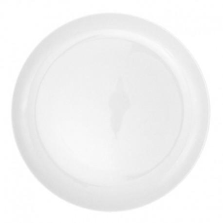 Assiette plate 27 cm Blanche Neige en porcelaine