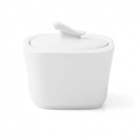Sucrier 0,30 l Viorne en porcelaine