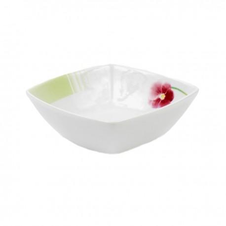 Saladier 23 cm Violette en porcelaine