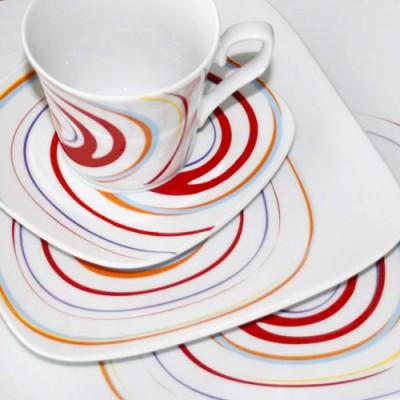 tasse assiette service de table en porcelaine. Black Bedroom Furniture Sets. Home Design Ideas