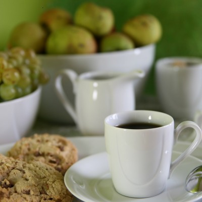 tasse assiette service de table catalpa en porcelaine. Black Bedroom Furniture Sets. Home Design Ideas