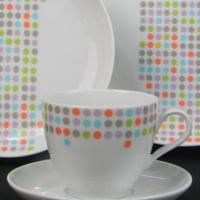 Vaisselle en porcelaine Style Moderne